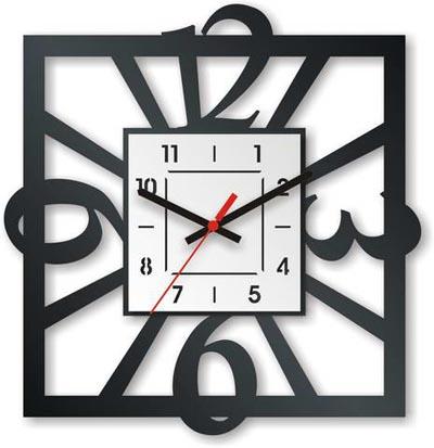 Выбираем настенные часы для гостиной