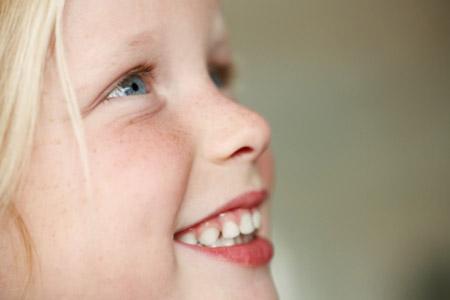 Сухие губы у ребенка