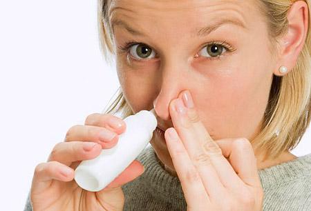 Выбираем спрей для носа