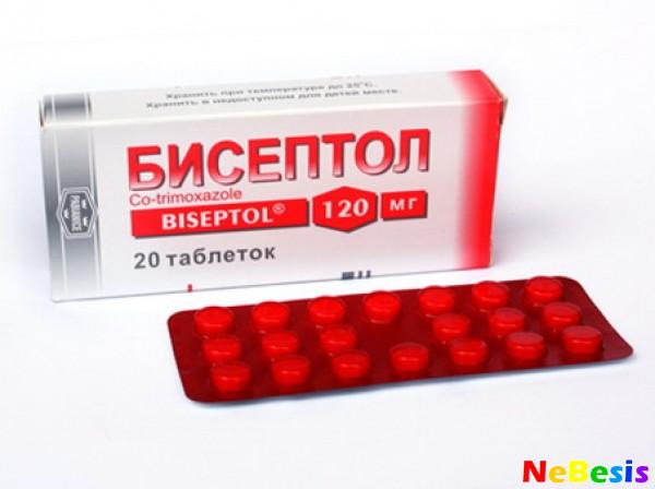 Бисептол при гайморите - лечение и противопоказания