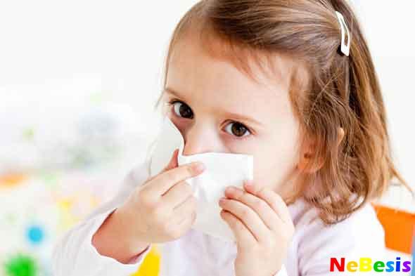 Что делать, если у ребенка заложен нос?