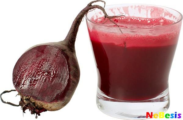 Лечение гайморита свекольным соком