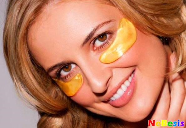 Коллагеновая маска для глаз
