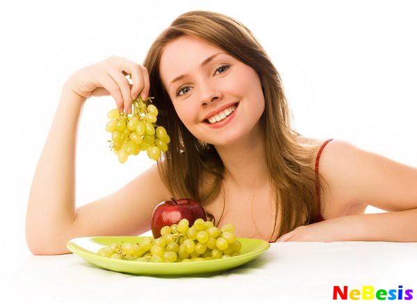Виноградная диета для похудения