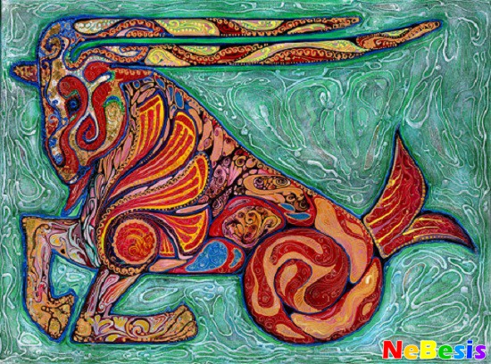 3 января знак зодиака Козерог
