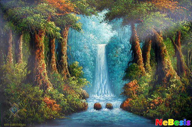 Водопад по Фен-шуй