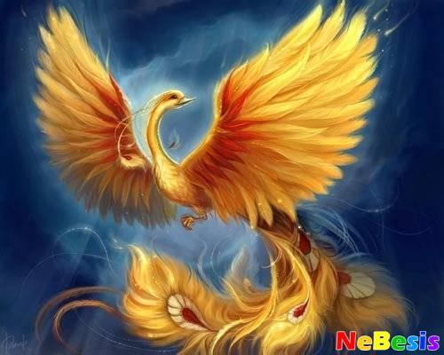 Птица феникс по Фен-шуй