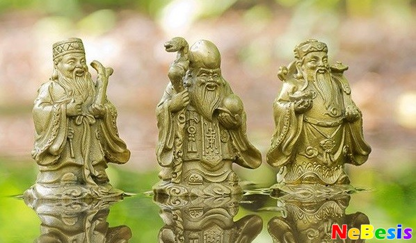 Три звездных старца по Фен-шуй