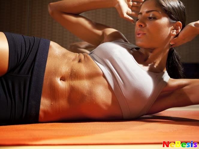 Упражнения на косые мышцы живота для девушек